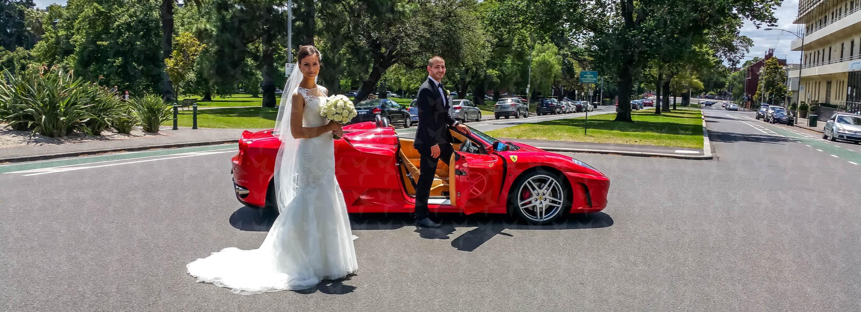 Wedding Transport Luxury Wedding Car Hire Melbourne